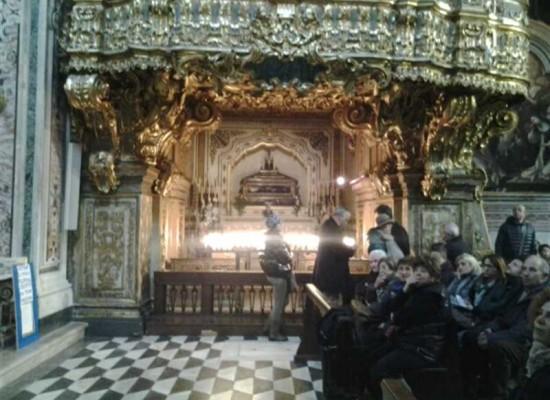San Gregorio Armeno, il miracolo del sangue di Santa Patrizia