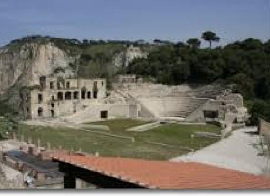 Parco Archeologico Pausilypon in soccorso Migranti