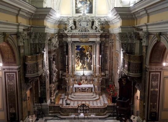 Santa Maria Purgatorio ad Arco, Ritorna il rito delle Solenni Quarantore