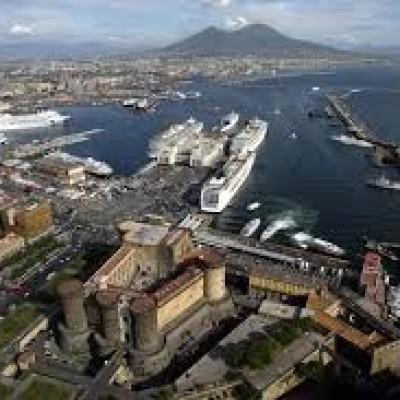 Porto Napoli, prima Autorità in Italia