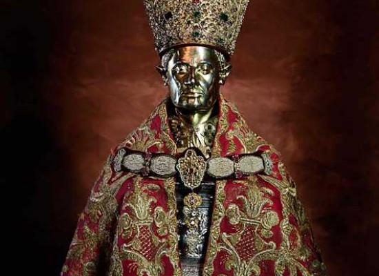 San Gennaro, ritorna il Tesoro