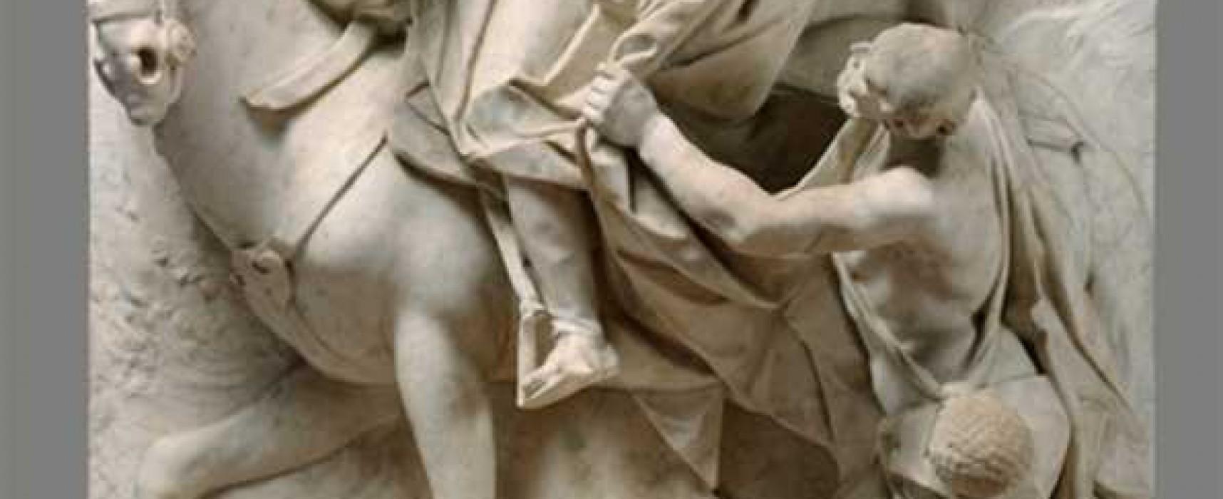 Sotterranei Gotici San Martino uno scrigno con 150 opere in marmo