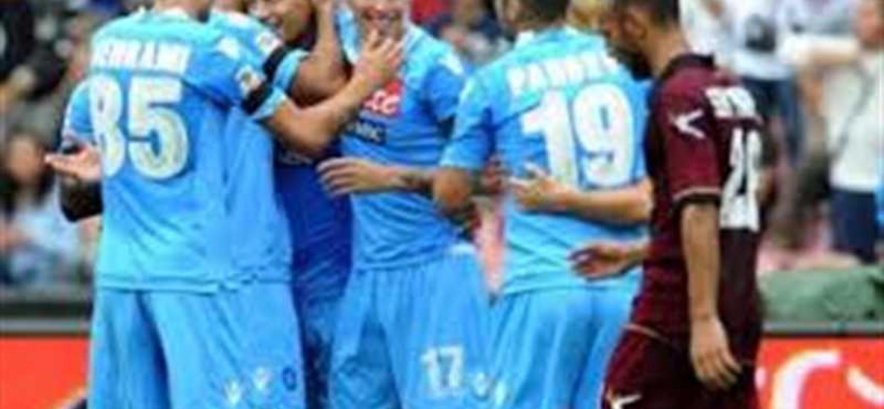 Napoli una vittoria da secondo posto