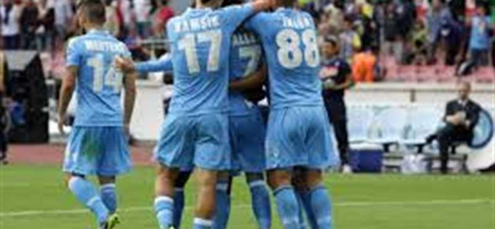 Napoli in lotta per primo secondo posto classifica