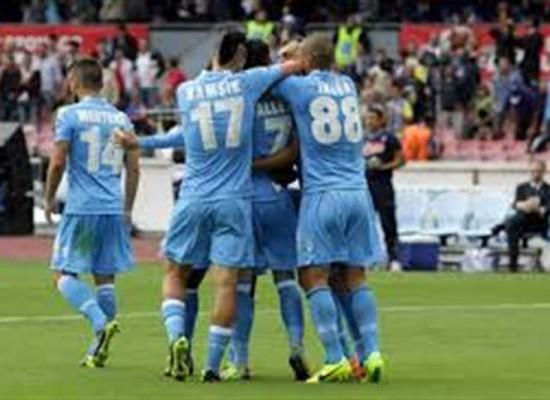 Napoli deve vincere con Atalanta, Torino e Frosinone