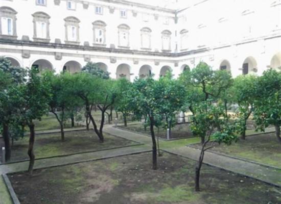 Biblioteca Girolamini, riapre per quattro ore