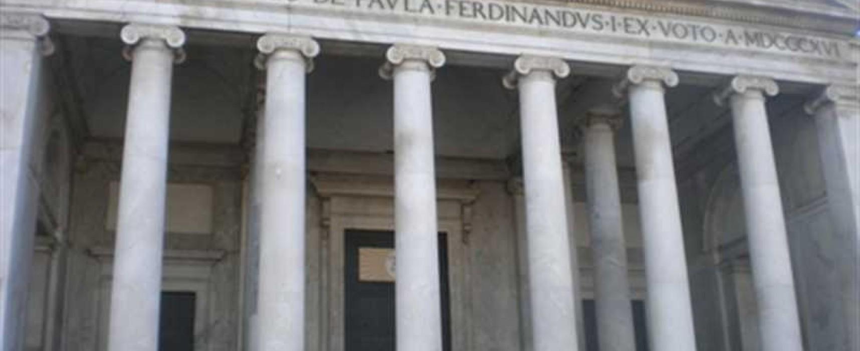 San Francesco di Paola, il ventre diventa museo