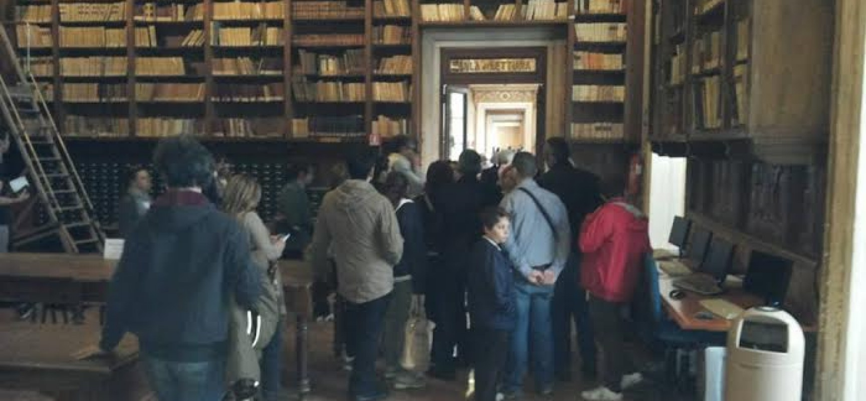 Biblioteca Nazionale e Archivio di Stato insieme per 150 anni Comunità Ebraica Napoli