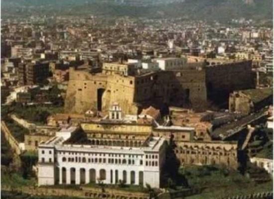 Castel Sant'Elmo, bando per Un'opera al castello