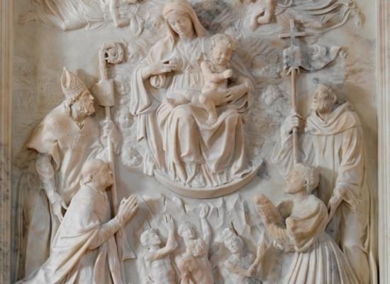 Restuari, ritorna la Madonna Anime Purganti di Sant'Aniello Caponapoli