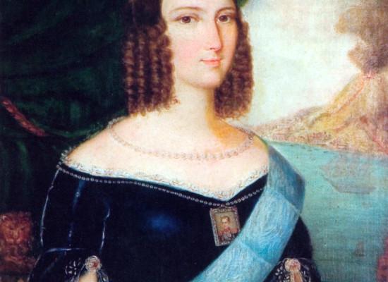 Brasile, Napoli ricorda Teresa di Borbone l'imperatrice archeologa