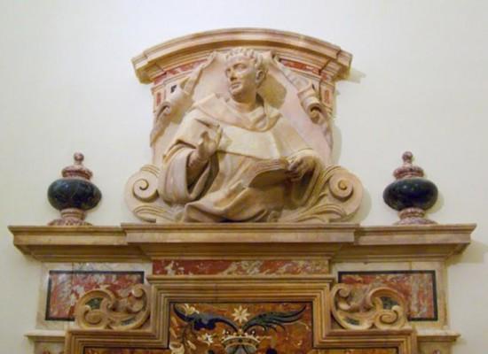 San Domenico Maggiore, cella di Tommaso filosofo santo