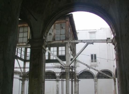 Santa Caterina a Formiello da chiostro fabbrica a casa artigiani