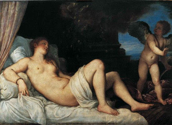 Washington National Gallery, in mostra Danae Tiziano da Capodimonte