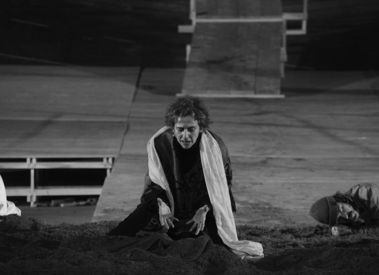 Pompei, Teatro grande riapre con Agamennone