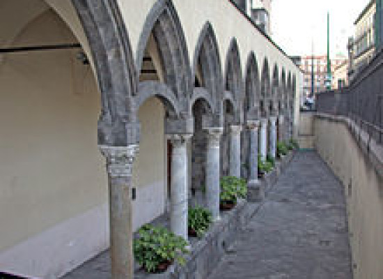 Turismo religioso, riapre l'Incoronata la chiesa della regina Giovanna