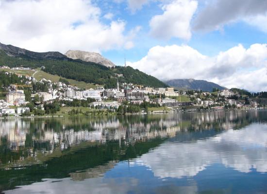 Estate 2014, Saint Moritz, tra passeggiate e vela per 1 secolo Parco alpino