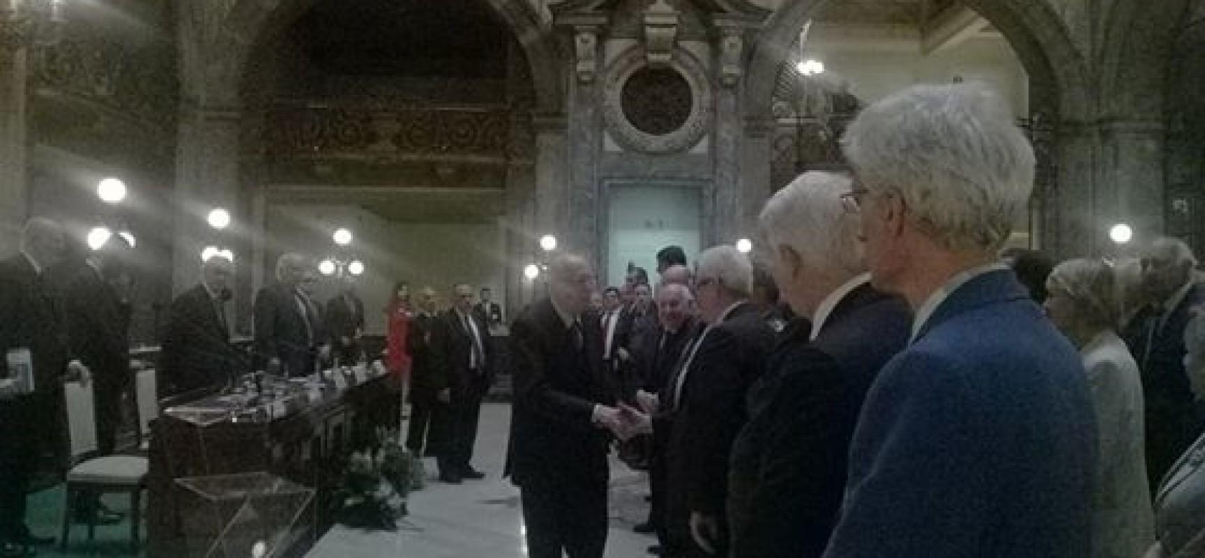 Napolitano, il saluto al Quirinale ma è atteso dai napoletani