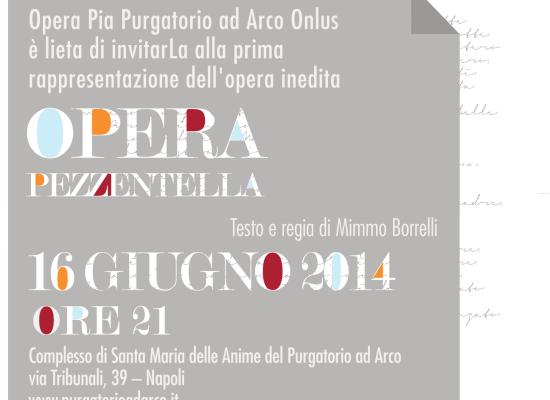 Purgatorio Arco, location di un site specific Opera Pezzentella