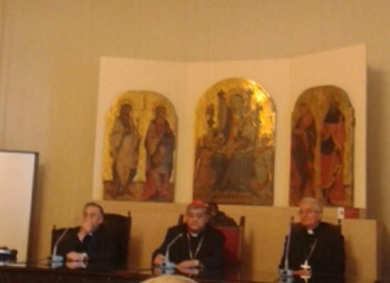 Da Napoli, Acampa,  nuovo Vescovo