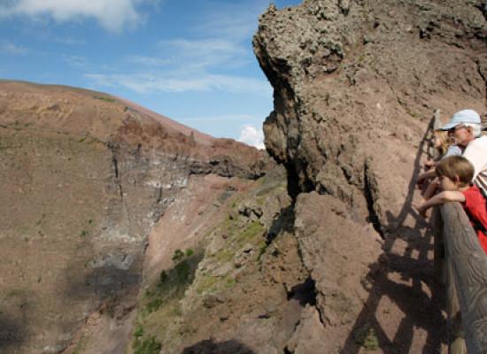 Settimana Pianeta Terra, Vesuvio in versione circolare e summit scienziati