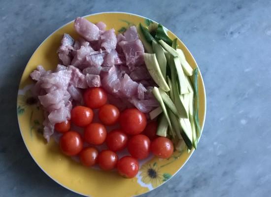 Food contest per il mangiare sano
