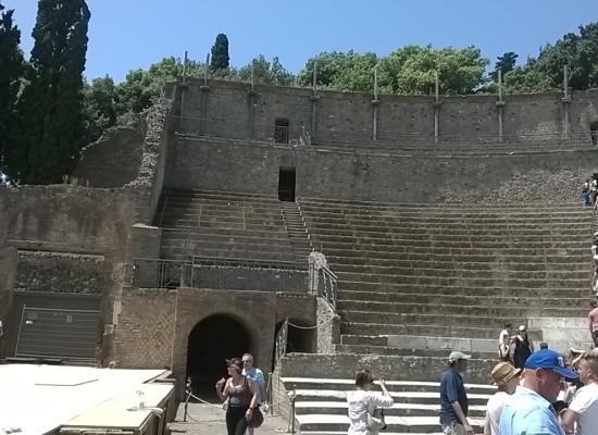 Pompei, Caos ingressi Teatro Grande, Soprintendenza non sapeva. Possibile?