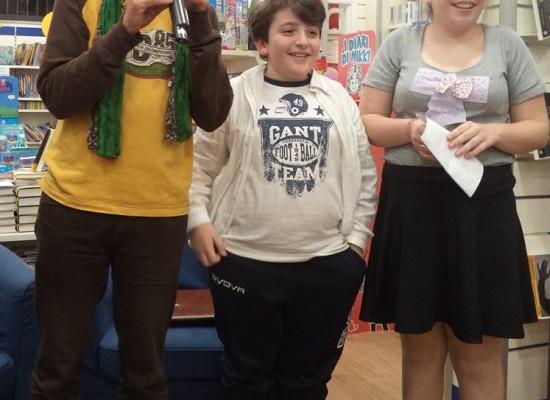 Ai bambini piace la poesia