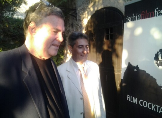Amos Gitai all'Ischia international location film festival