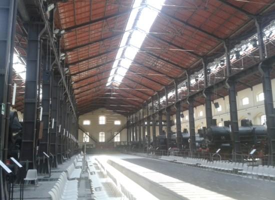Mattarella a Pietrarsa