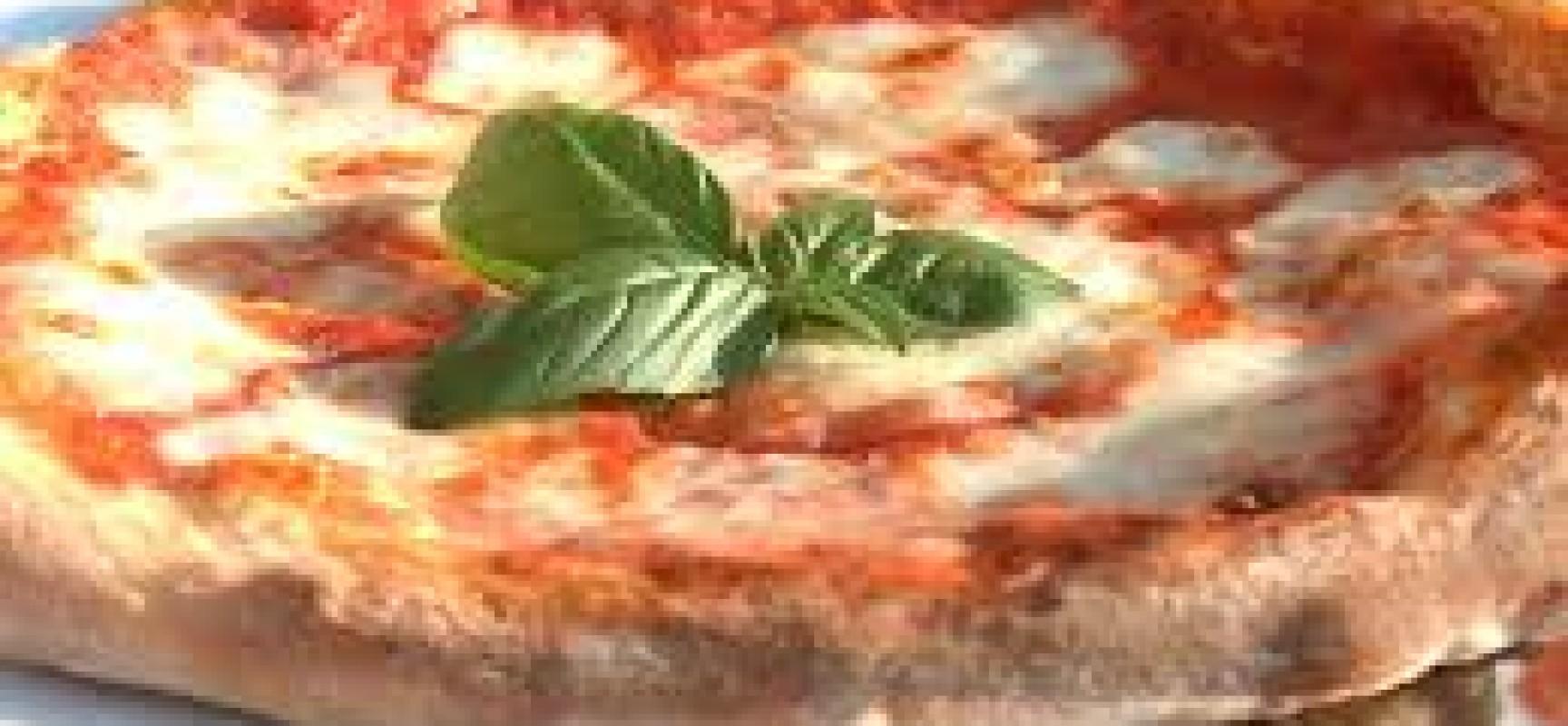 Pizza Margherita 125 Candeline E Parola Più Conosciuta Allestero