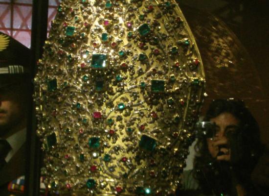 San Gennaro mostra tesoro Napoli per 50 giorni e poi grande festa