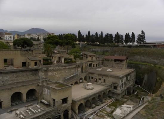 Scavi Ercolano battono Pompei per incassi e visitatori