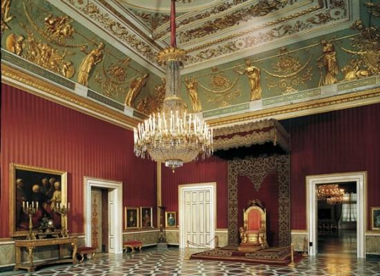 Palazzo Reale, al via lavori di restauro interno