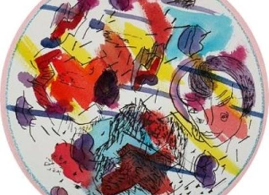 Peter Piek, Dipingere la musica