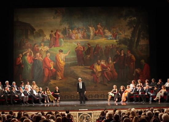 Teatro, Premio Le Maschere, Paolo Sorrentino guida la pattuglia dei finalisti