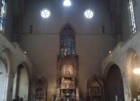 Itinerari d'Agosto, Riscoprire Santa Chiara