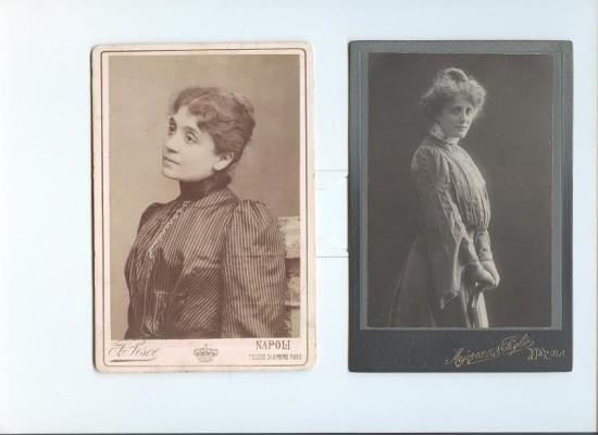Giornate Europee Patrimonio, Napoli mostraritratti donne: dalla Duse alla Pincherle il fascino del Novecento