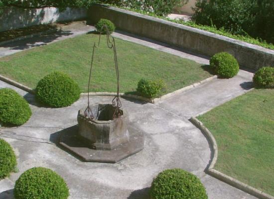 San Martino, la Certosa con le piante non volute dai certosini
