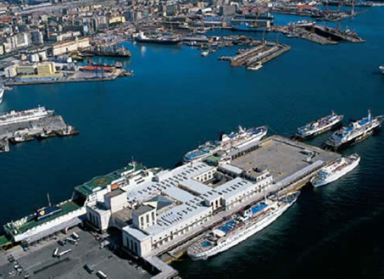#Porto Napoli, sfida del mare, intervista a Pietro Spirito