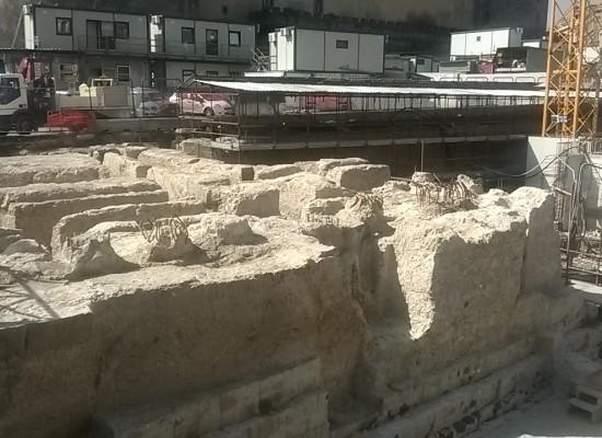 MN Napoli ritrovati frammenti barca età imperiale romana