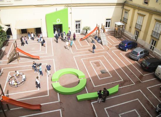 Napoli con FOQUS al via la rigenerazione dei Quartieri Spagnoli