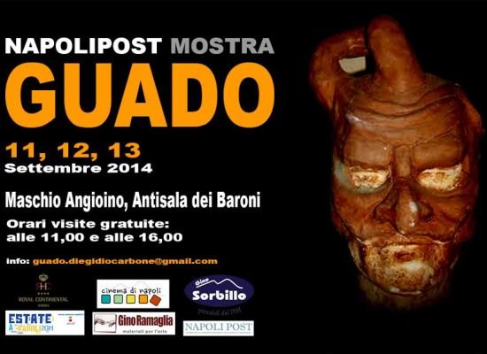 napolipost mostra Guado