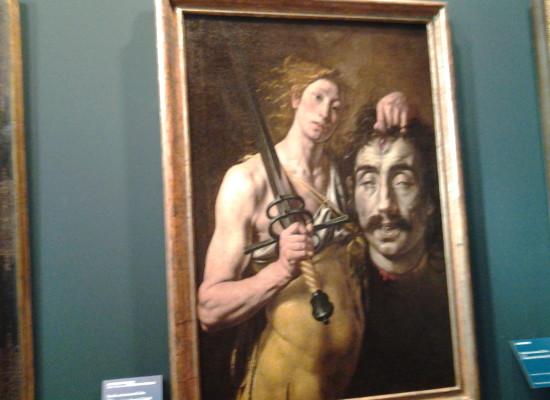 Tazio da Varallo un piemontese che amò Napoli, il grande artista incontra Caravaggio a palazzo Zevallos