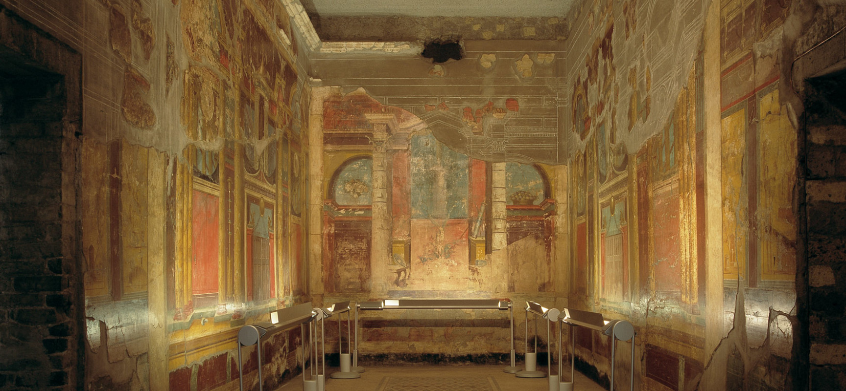 Affreschi Villa di Poppea