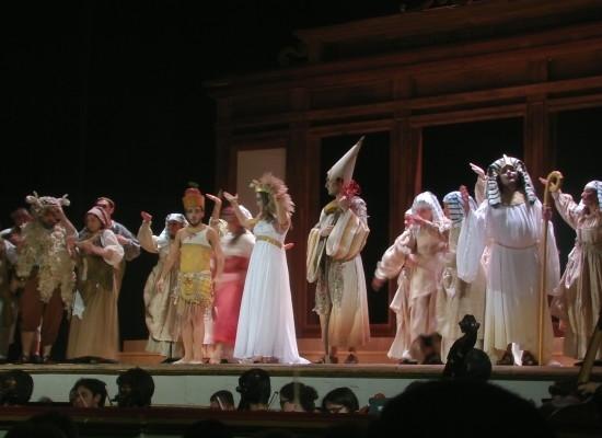 Aida di Scafati, una parodia in digitale