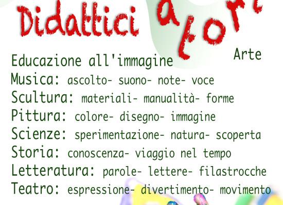 Anima di Napoli laboratori per bambini