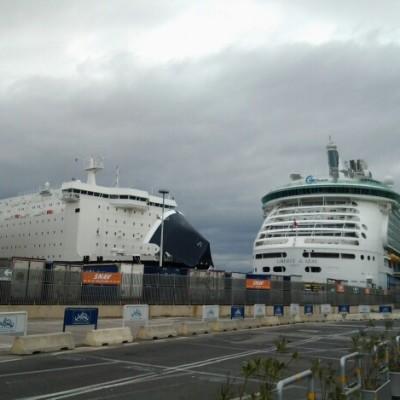 Porti, Napoli e Salerno traffici in aumento