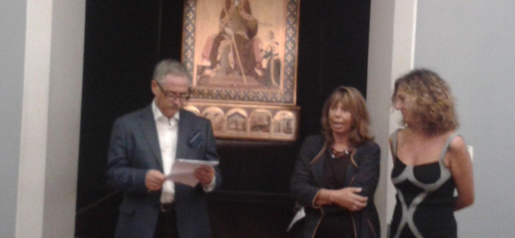 Museo Capodimonte, quando un quadro diventa una performance