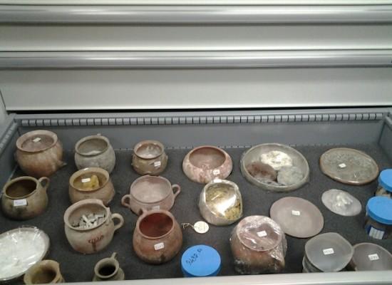Pompei dai mille colori, nel laboratorio di ricerca conservati oltre 300 colori pompeiani